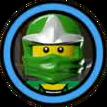 TLM Jeton 037-Ninja Vert