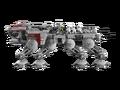 10195 Le Republic Dropship avec l'AT-OT Walker 2