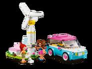 41443 La voiture électrique d'Olivia 6