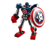 76168 L'armure robot de Captain America