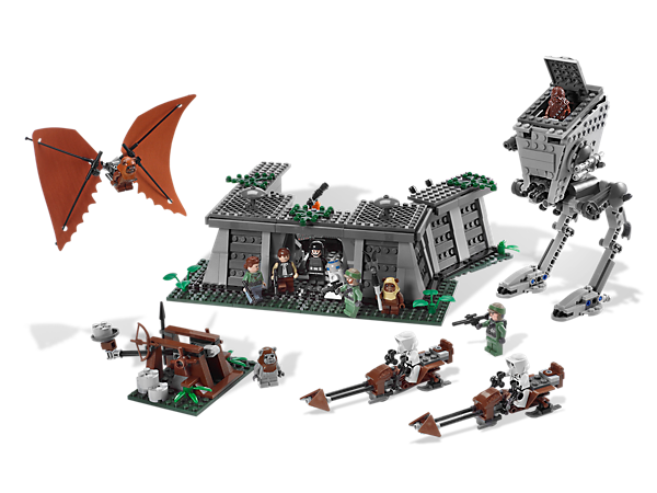 8038 The Battle of Endor