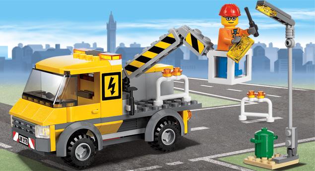3179 Le camion de réparation