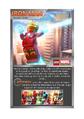 Carte Iron Man