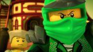 Ninja vert 2-Méfiez-vous des serpents