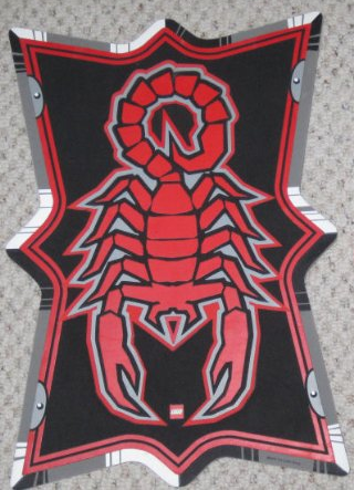 Scorpion Shield - Vladek