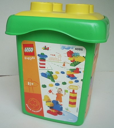 4086 Large Bucket