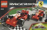 8123 Ferrari F1 Racers 2