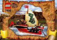 Emperor's Boat
