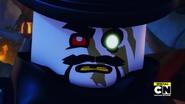 Iron Baron Go After the Ninja