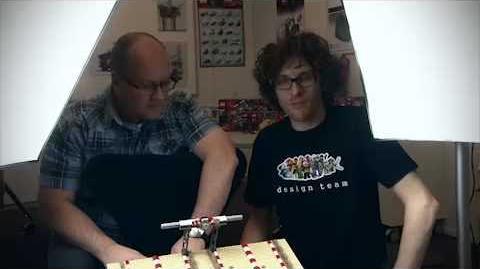 LEGO Cars Designer Video 8
