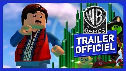 LEGO Dimensions - Bande Annonce Trailer Officiel (VF)