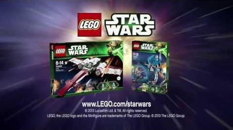LEGO STAR WARS Z-95 Headhunter TM