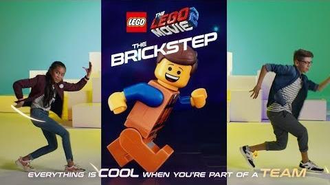 """Learn """"The Brickstep"""" - THE LEGO MOVIE 2 - Dance Tutorial"""