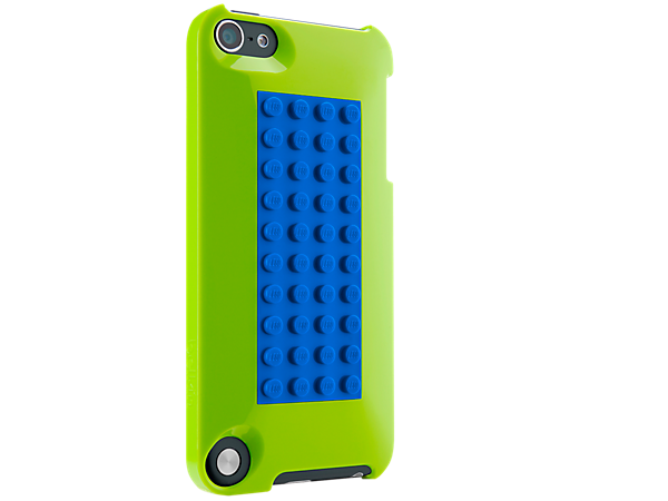 5002901 Brick iPod Touch Case – Green and Blue