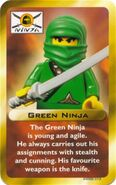 Ninja Green3