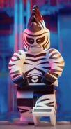 TLBM Zebra Man