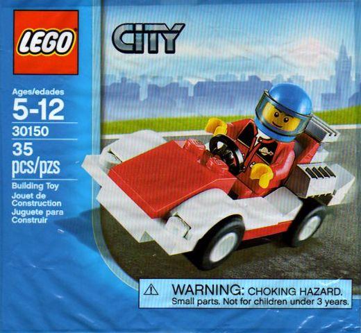 Racing car 30150