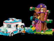 41445 L'ambulance de la clinique vétérinaire 2