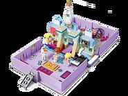 43175 Les aventures d'Anna et Elsa dans un livre de contes 3