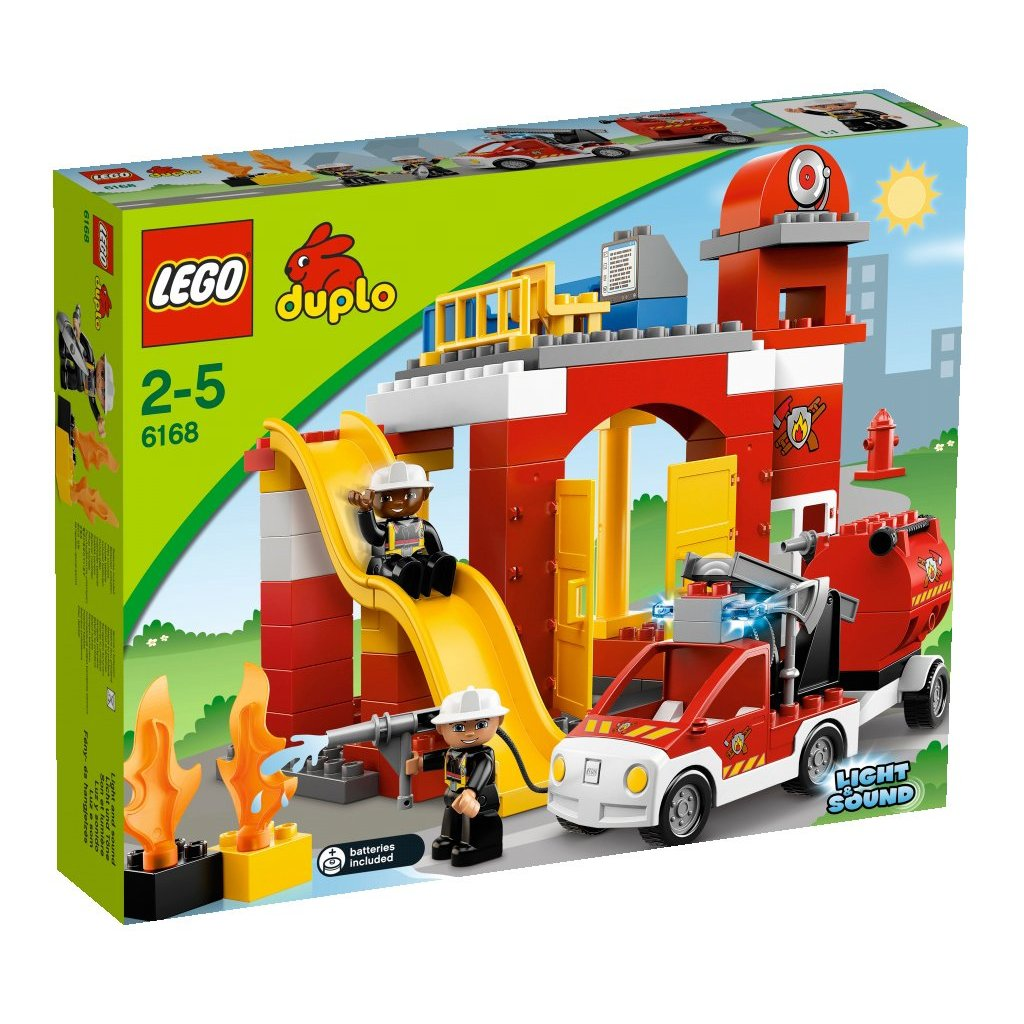 6168 Fire Station