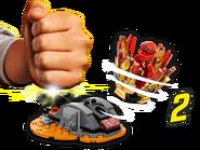 70686 Spinjitzu Attack - Kai 4