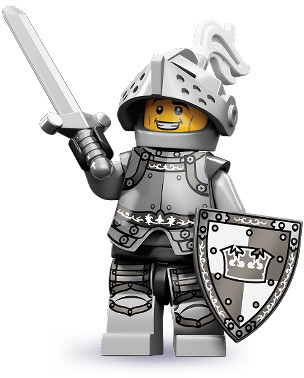 Ritter (Collectable Minifigures)