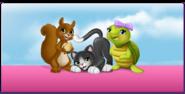 Friends Animaux Série 1 b