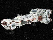 10019-1 Rebel Blockade Runner