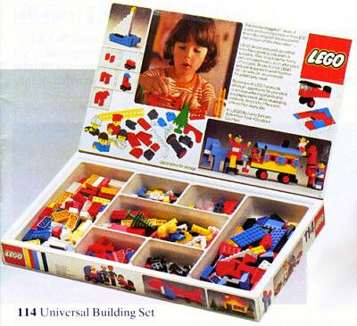 114 Universal Building Set