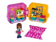 41405 Le cube de jeu shopping d'Andréa