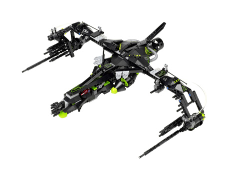 Raven Attacker