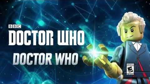 Character Spotlight The Doctor LEGO Dimensions