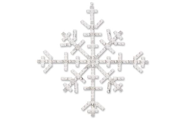 10106 LEGO Snowflake
