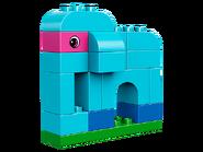 10853 Set de construction sur le thème des fruits et animaux 6