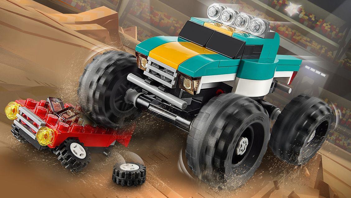 31101 Le Monster Truck