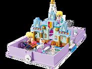 43175 Les aventures d'Anna et Elsa dans un livre de contes 2