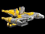 75092 Naboo Starfighter 3