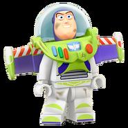 Buzz l'Éclair taches