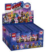 Lego Movie 2 Minifigures
