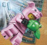 Piggy Suit Guy