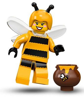 Fille abeille