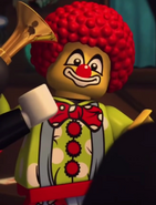 The clown ninjago