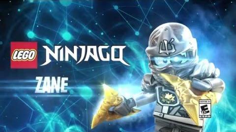 Character Spotlight Zane LEGO Dimensions