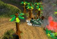 LEGO Indiana Jones 2 L'aventure continue Wii 3