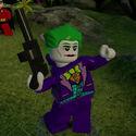Le Joker (Combinaison appât)-Batman 3