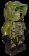 Lego Kashyyk Scout Trooper