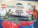 4493464 Sand Mould Set - Dino 2010