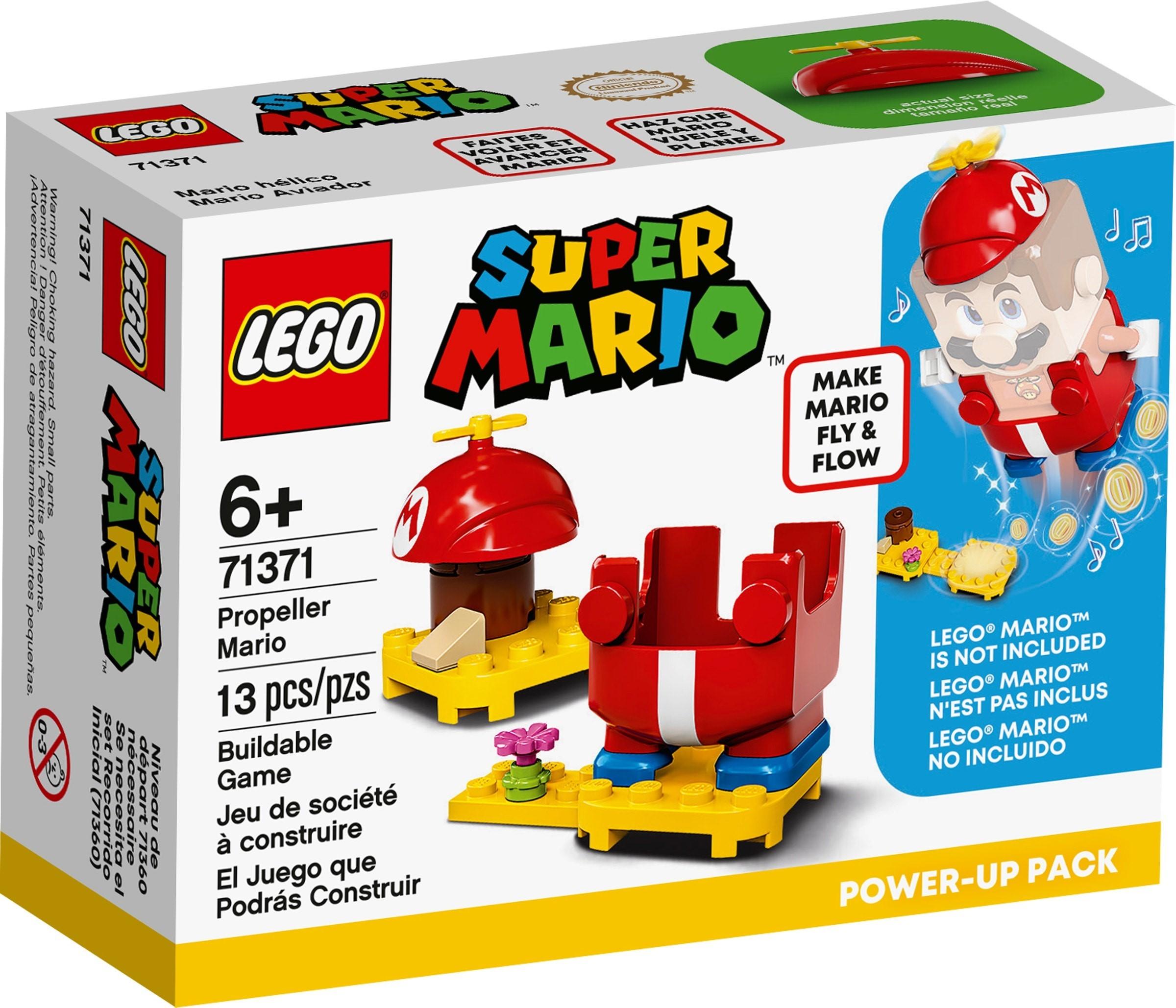 71371 Propeller Mario Power-Up Pack