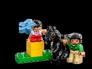 10807 La remorque à chevaux 6