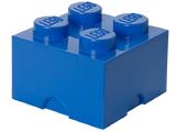 5003574 Brique de rangement bleue 4 tenons